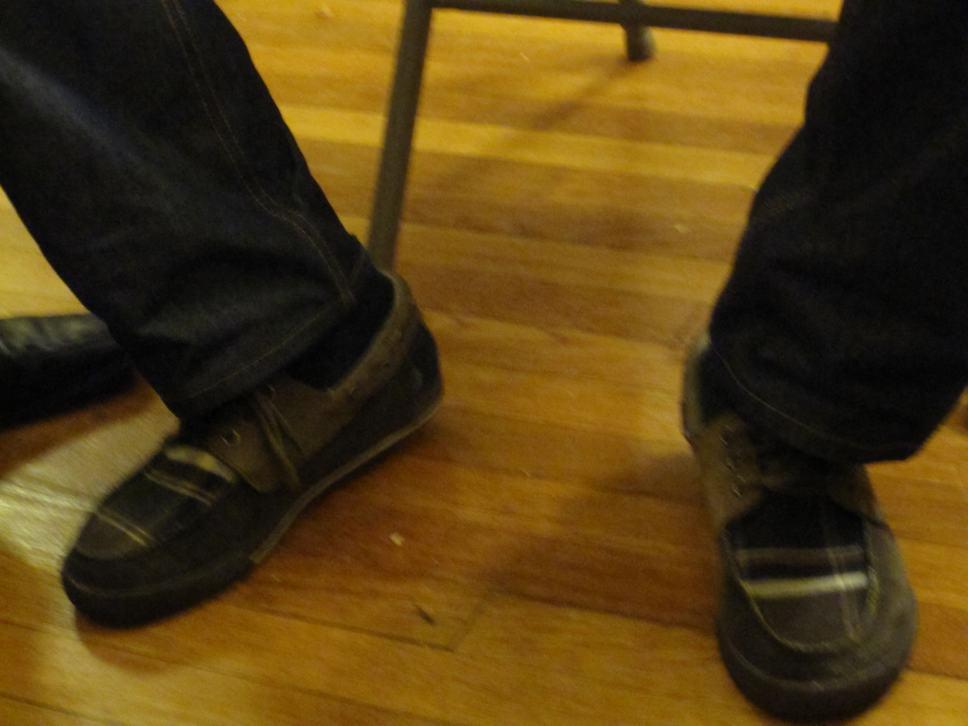 we like shoes