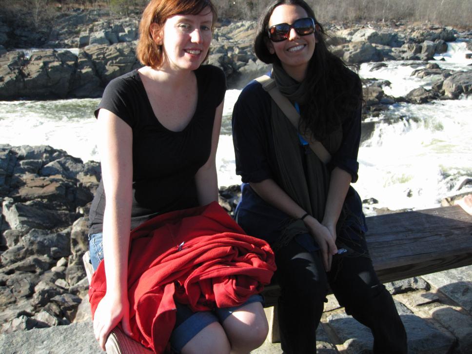Kristine and Aviv
