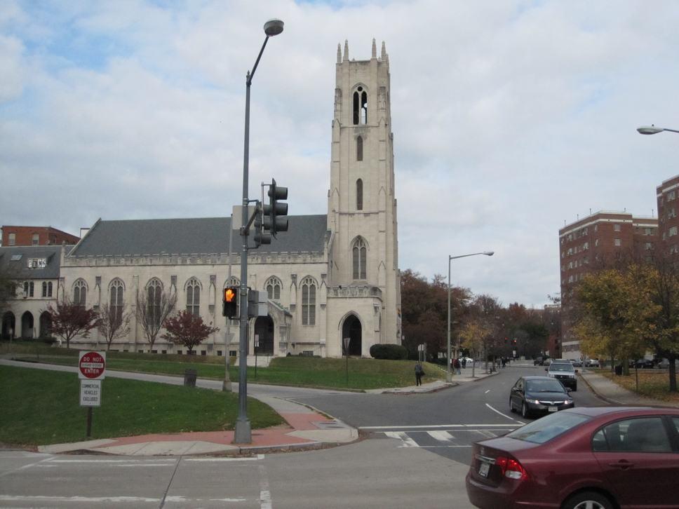 Church of Pilgrims, P&Florida