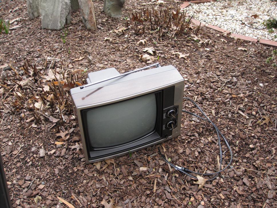 yard tv