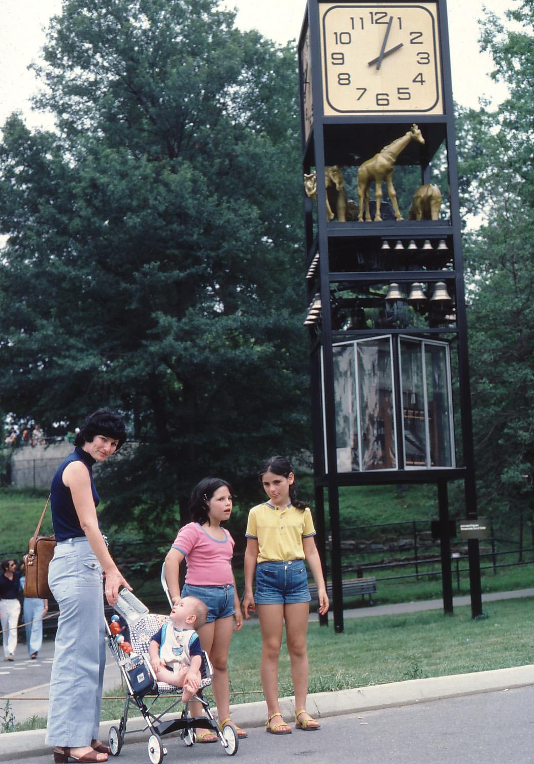 my family @ zoo, ~1979
