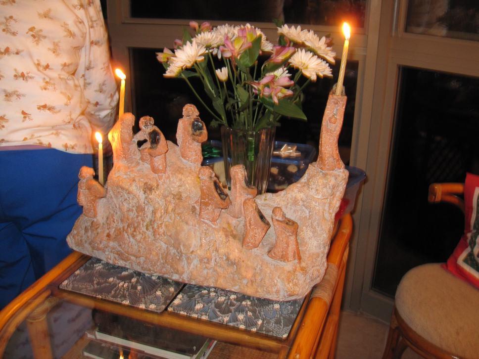 most wonderful Hanukkah Menorah