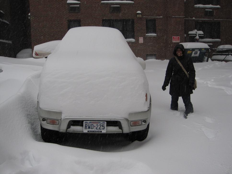 our car!!!