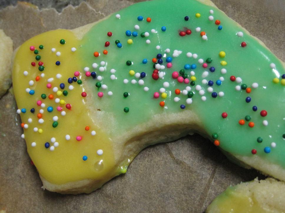 Chrsitmas sugar cookies