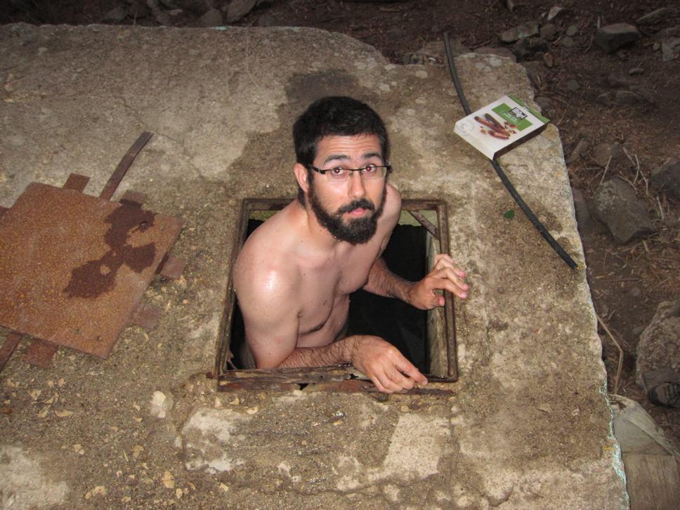 Itai @ Yiron strange waterhole