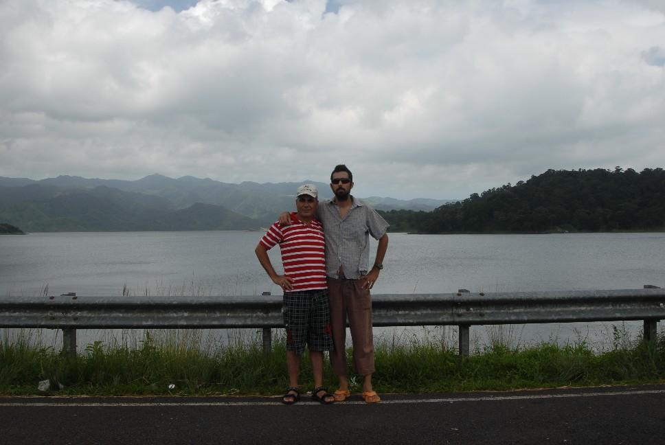 Arenal Dam
