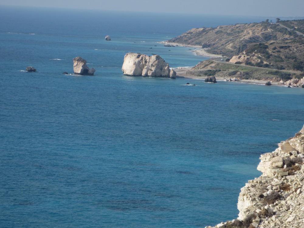 Petra tou Romiou, Aphrodite\'s birthplace