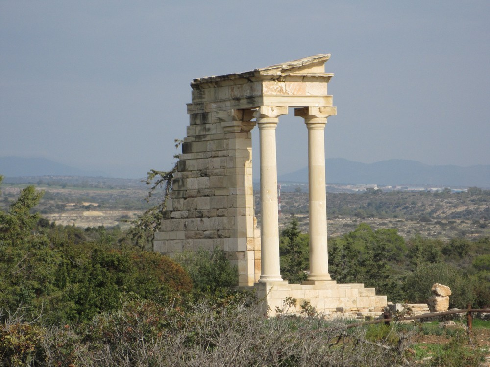 Apollo\'s temple