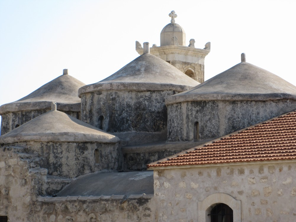 Cyprus - en rout to Paphos