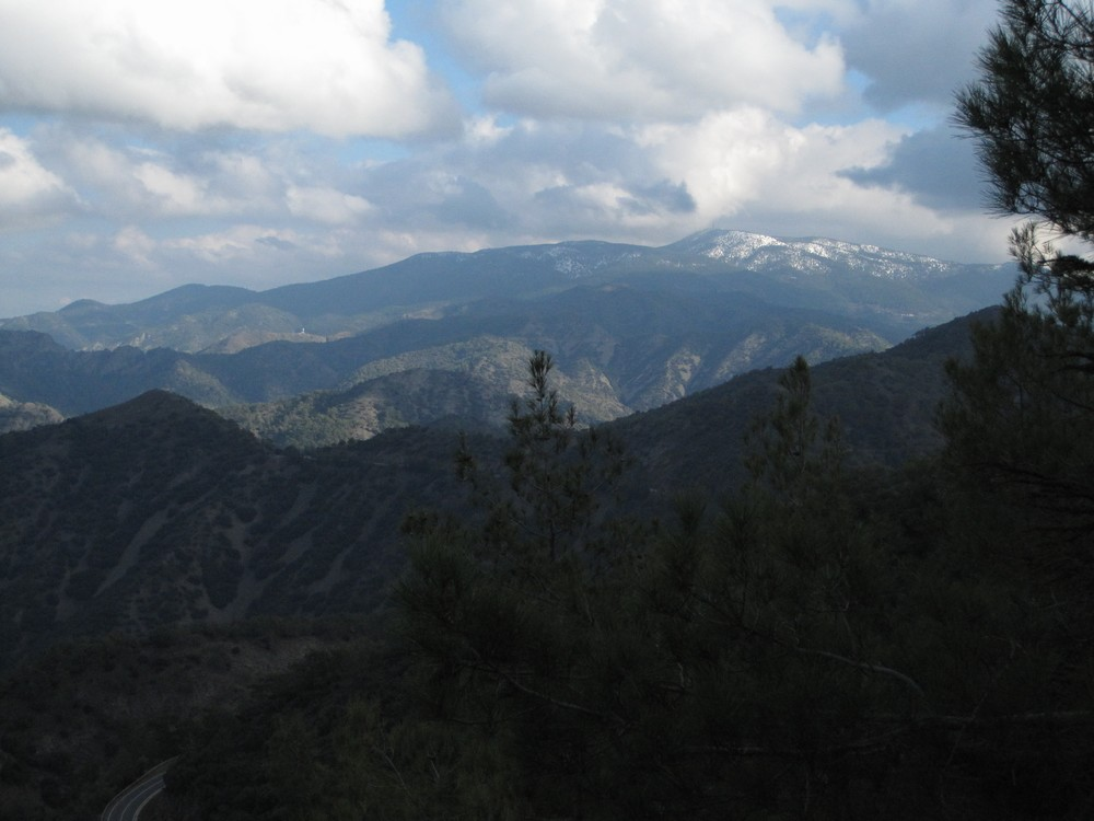 Kykkos Monastery - Troodos mountains